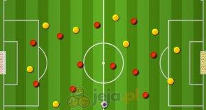 Piłkarskie wyzwanie