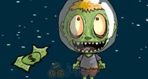 Zombie leci na Marsa