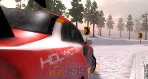 Driftowanie na śniegu