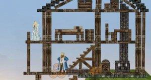 Zniszcz zamek 2: Plansze graczy