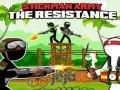 Armia stickmanów: Opór