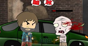 Koleś kontra Zombie