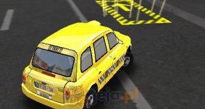 Trójwymiarowe parkowanie: Londyńska taksówka