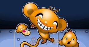 Szczęśliwa małpka: Nowe poziomy
