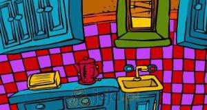 Ucieczka z kuchni