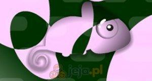 Ukryj kameleona