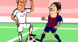 Cristiano Ronaldo: Płaczliwa gra
