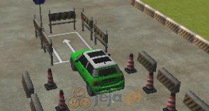 Parkowanie pojazdów 3D