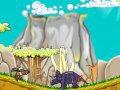 Uciekający jaskiniowiec