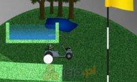 Zielony golf 3
