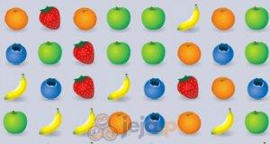 Rozbijanie owoców