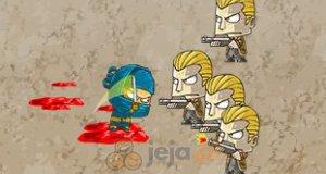 Ninja i oblężenie mafiozów