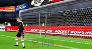 Dotykowy futbol 3D