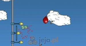 Balony i wiatrak