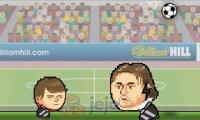 Piłka nożna głowami - Euro 2012