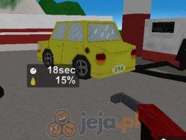 Symulator stacji benzynowej