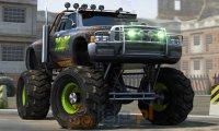 Trójwymiarowe parkowanie: Ciężarówka zombie