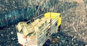 Ciężarowiec 3D