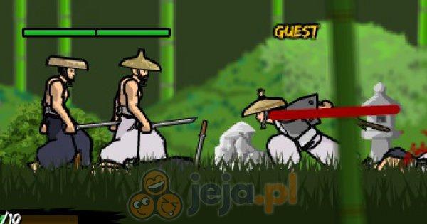 Tajemniczy samuraj: Pojedynki