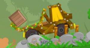 Leśna ciężarówka