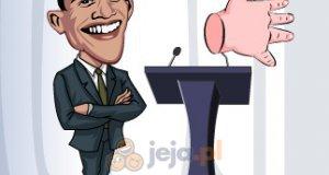 Chlaśnij kandydata na prezydenta