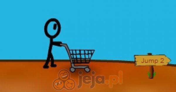 Zakupowy wózek 2