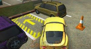 Parkowanie w centrum handlowym
