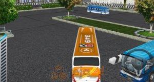 Świat parkujących autobusów