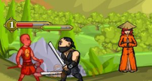 Ninja i ślepa dziewczyna 2