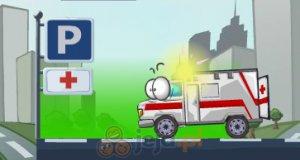 Auta 3: Kreskówkowe pojazdy