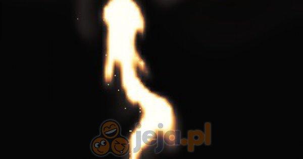 Symulator ognia