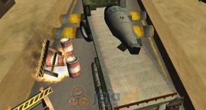 Transportowanie bomby 3D