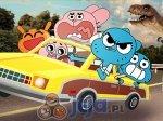 Gumball: Wściekłe koła
