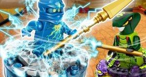 Lego Ninjago: Obrotowe starcia