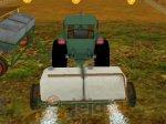 Parkowanie traktorem