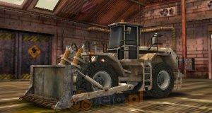Trójwymiarowe parkowanie: Ciężarówka przemysłowa
