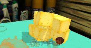 Polowanie na ser