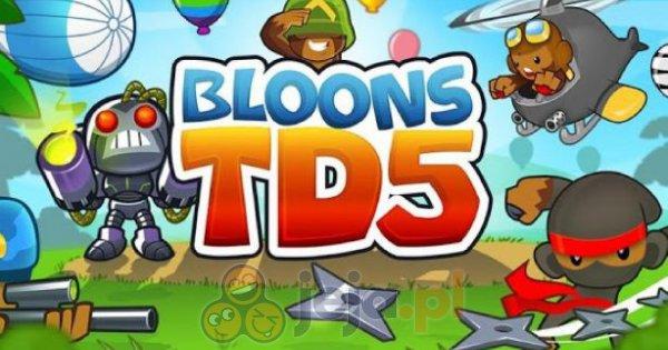 Atak balonów 5