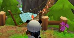 Plac zabaw pandy