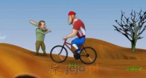 Odbij rowerzystę