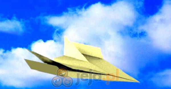 Samolot z papieru