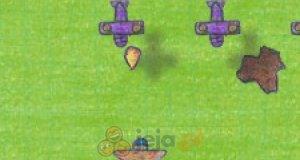 Rysunkowy samolot 3