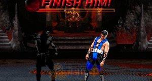 Mortal kombat - Skończ z nim!