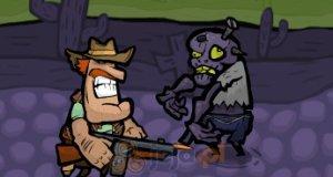 Zombie Zachód: Tam i z powrotem