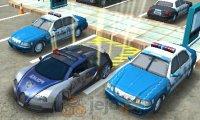 Parkowanie na komisariacie policji