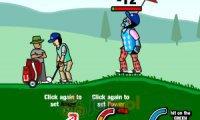 Golf z zombiakami