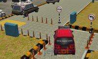 Egzamin na prawo jazdy 3D
