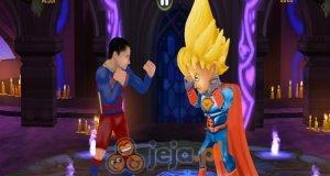 Superbohaterowie vs piłkarze