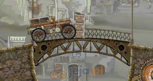 Wyścig steampunkowych pojazdów