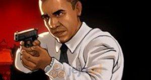 Obama vs Zombie